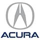 Emblemas Acura RDX