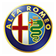Emblemas Alfa Romeo Giulia Super