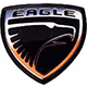 Emblemas Eagle Medallion