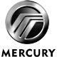 Emblemas Mercury LN7