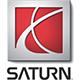 Emblemas Saturn Guadalajara