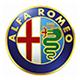 Emblemas Alfa Romeo Dauphine